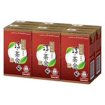 淳。茶舍 - 大紅袍烏龍茶 - 250MLX6