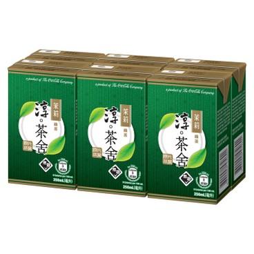 淳。茶舍 - 銀毫茉莉綠茶 - 250MLX6