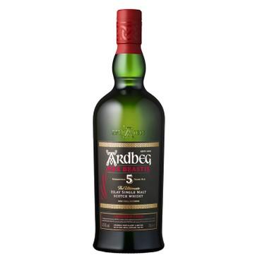 ARDBEG - 單一麥芽威士忌 - 5年 WEE BEASTIE - 70CL