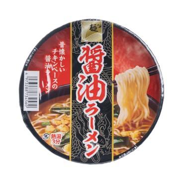 Sunaoshi - 醬油湯拉麵 - 78G