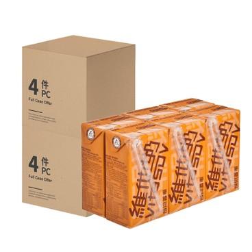 VITASOY - Malted Soya Bean Milk - 250MLX6X4X2