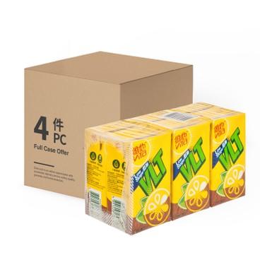 VITA 維他 - 低糖檸檬茶-原箱 - 250MLX6X4