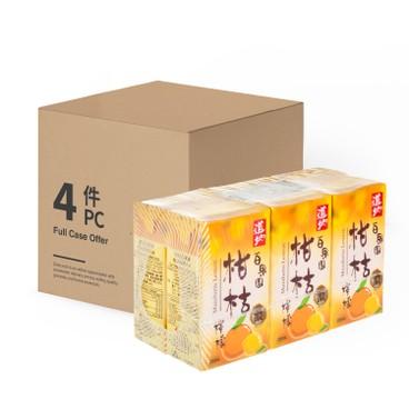 TAO TI - Mandarin Lemon - 250MLX6X4