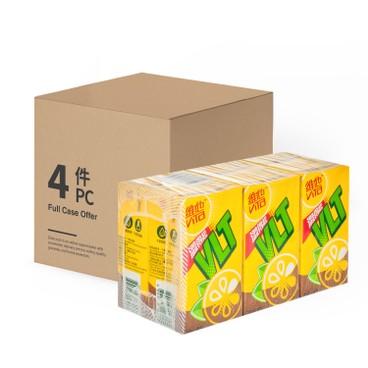 VITA 維他 - 檸檬茶-原箱 - 250MLX6X4