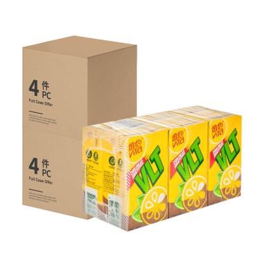 VITA 維他 - 檸檬茶-2箱 - 250MLX6X4X2