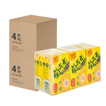 VITA - CHRYSANTHEMUM TEA-LOW SUGAR - 250MLX6X4X2