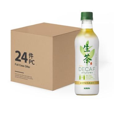 麒麟 - 生茶-不含咖啡因-原箱 - 430MLX24
