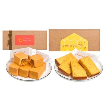 微熱山丘 - 鳳梨酥及蜜豐糖脆蛋糕 - SET