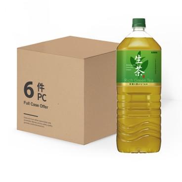 麒麟 - 生茶-原箱 - 2LX6