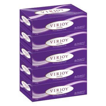 VIRJOY - DELUXE BOX FACIAL-FULL CASE (POKEMON RANDOM DELIVERY) - 5'SX10