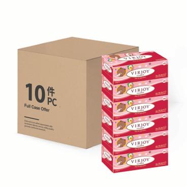 VIRJOY - Classic Facial Box Tissue full - 6'SX10