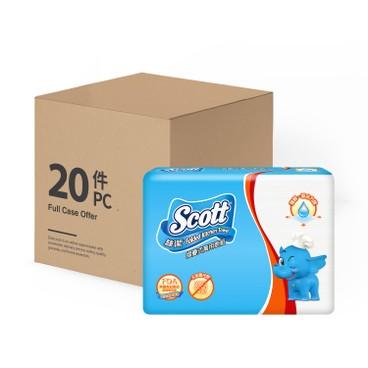 SCOTT - M-FOLD PAPER HAND TOWEL(FULL CASE) - 200'SX20