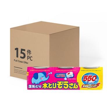 岡本 - 大象吸濕器(原箱) - 550MLX3X15