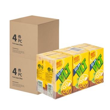 VITA - Lemon Tea low Sugar 2 Cases - 250MLX6X4X2