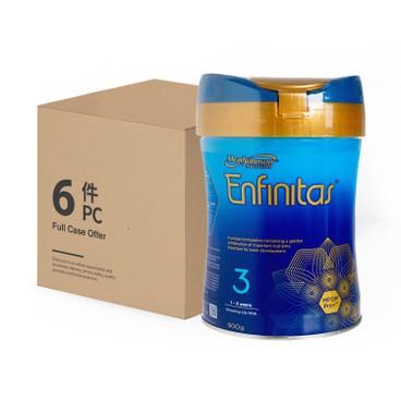 美贊臣 - ENFINITAS 3號-原箱 - 900GX6