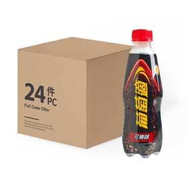 葡萄適 - 能量飲品-可樂味-原箱 - 300MLX24