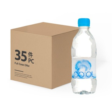 COOL - Mineralized Water case - 380MLX35