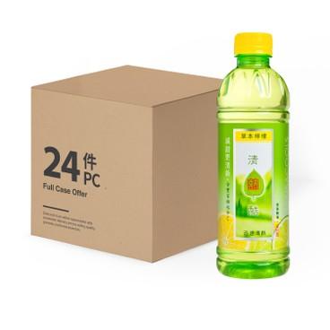 清熱酷 - 草本檸檬-原箱 - 350MLX24