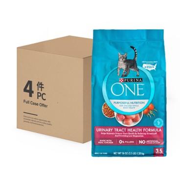 ONE - 乾貓糧 - 泌尿系統護理配方 - 原箱 - 3.5LBX4