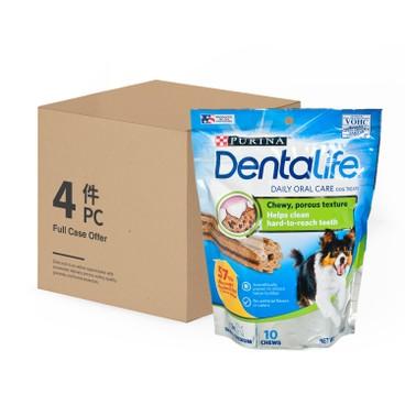 DENTALIFE - 潔齒棒 - 小型/中型犬 - 原箱 - 7OZX4