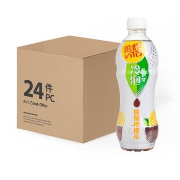VITA - Cold Brew NO SUGAR CEYLON LEMON TEA -CASE - 500MLX24