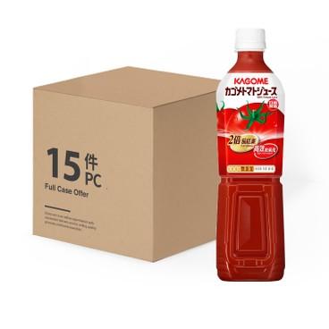 KAGOME - Tomato Juice Case - 720MLX15
