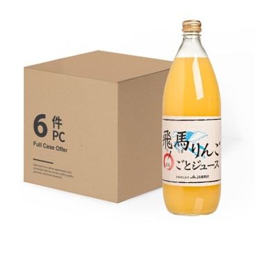 JA SOMAMURA - Hiuma Apple Juice case Offer - 1LX6
