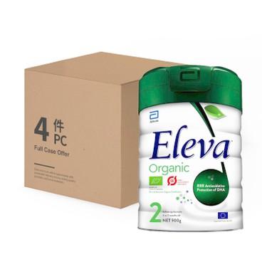 ABBOTT - ELEVA ORGANIC STAGE 2 - CASE - 900GX4