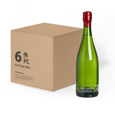 BOCCHORIS 復古氣泡酒-SEMI SECO CAVA (微甜)-原箱 750MLX6