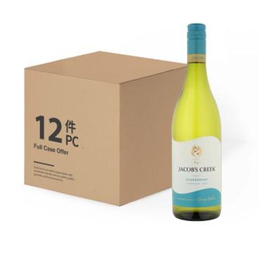 JACOB'S CREEK(PARALLEL IMPORT) - Chardonnay classic case Offer - 750MLX12