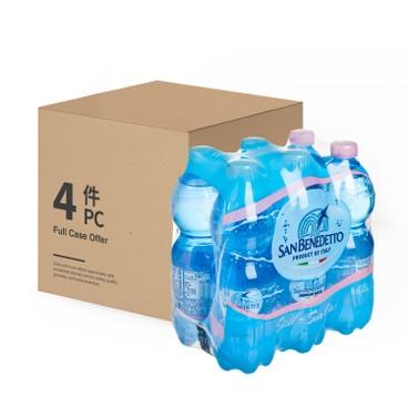 SAN BENEDETTO 聖碧濤 - 礦泉水 -原箱 - 500MLX6X4