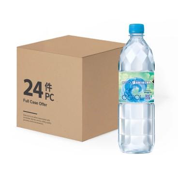 清涼 - 礦物質水 -原箱 - 500MLX24