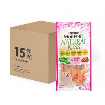 MON PETIT - Natural Kiss Chknjly Wsmn Case - 40GX15