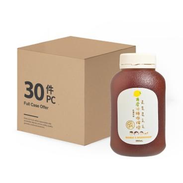媽媽工房 - 即飲陳皮冰糖燉檸檬-原箱 - 350MLX30