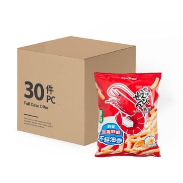 卡樂B - 蝦條-原味-原箱 - 40GX30