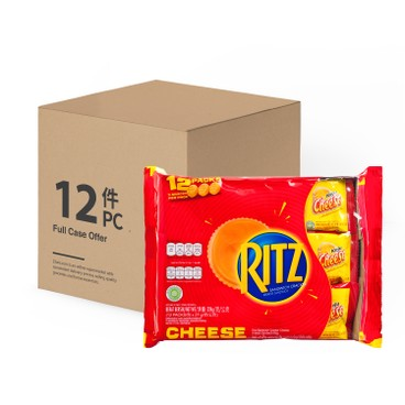 RITZ - Cheese Tray case - 324GX12