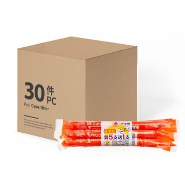 大洋牌 - 即食魚肉腸-原箱 - 6'SX30