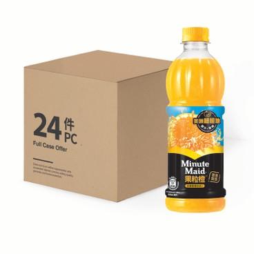 美粒果 - 果粒橙-原箱 - 420MLX24