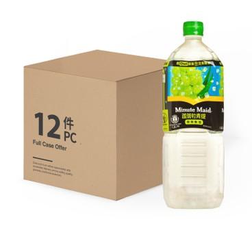 MINUTE MAID - White Grape Juice Drink case - 1.2LX12