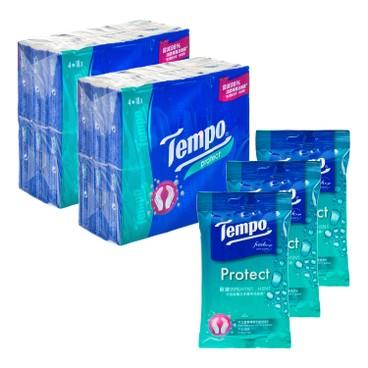 TEMPO - PROTECT TISSUE SET - SET