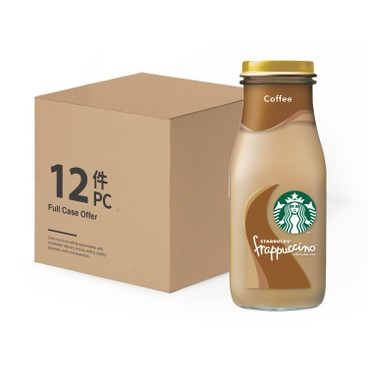 STARBUCKS - Frappuccino coffee Case - 281MLX12
