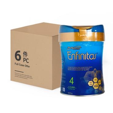 美贊臣 - ENFINITAS 4號 - 原箱 - 900GX6