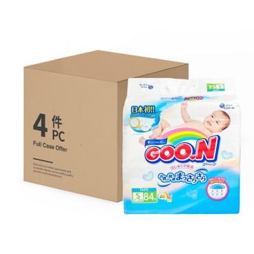 GOO.N大王(香港行貨) - 紙尿片(細碼) - 原箱 - 84'SX4