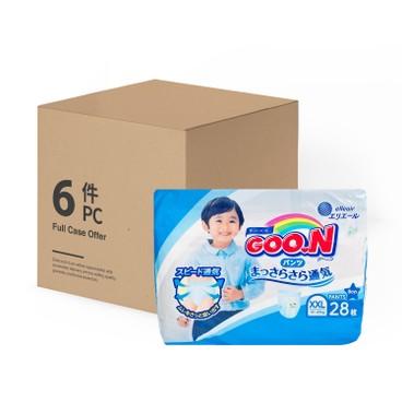 GOO.N大王(香港行貨) - 學習褲(男)(加加大碼) - 原箱 - 28'SX6