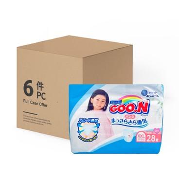 GOO.N大王(香港行貨) - 學習褲(女)(加加大碼) - 原箱 - 28'SX6