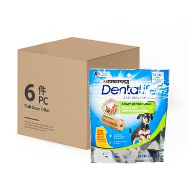 DENTALIFE - 潔齒棒 - 迷你犬(7條裝) - 原箱 - 2.05OZX6