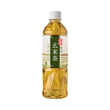 道地 - 極品玄米茶 - 500MLX3