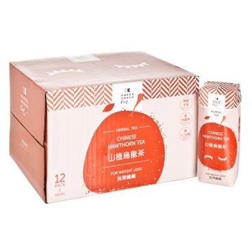 CHECKCHECKCIN - CHINESE HAWTHORN TEA - CASE OFFER - 250MLX12