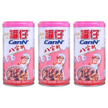 味源 - 罐仔八寶粥 - 360G X3