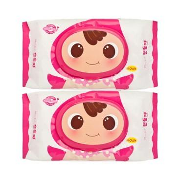 順順兒 - 多用途嬰兒濕紙巾 - 40'SX2